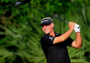 09-05-14 PGA Tour 2014, THE PLAYERS Championship, TPC Sawgrass, Ponte Vedra Beach, FL, USA. 08-11 May. Darren  Clarke of Northern Ireland during the second round.