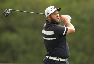 14-01-16 European Tour 2016, Joburg Open, Royal Johannesburg & Kensington GC, Johannesburg, South Africa. 14-17 Jan. Andrew Johnston of England during the second round.