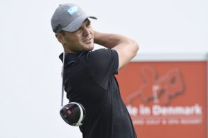 26/08/2016 European Tour 2016, Made in Denmark, Himmerland Golf & Spa Resort, Farso, Denmark. 25 - 28 Aug. Martin Kaymer of Germany during the second round.