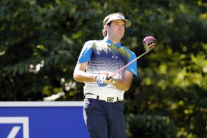 02-09-16 PGA Tour 2015, Deutsche Bank Championship, TPC Boston, Norton, MA, USA. 04-07 Sep. Bubba  Watson of United States  during the first round.