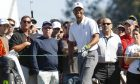 05-02-15 PGA Tour 2015, Farmers Insurance Open, Torrey Pines GC (South), La Jolla, San Diego, CA, USA. 05 - 08 Feb. Tiger  Woods of United States during the first round.